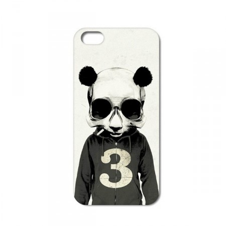 Deksel iPhone 6 Panda gangster