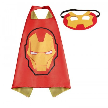 Iron Man kappe