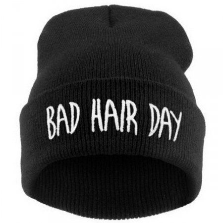 """Bad Hairday"" lue"