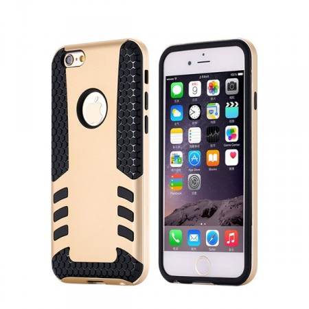 Deksel iPhone 6 plus Hard Armour Gull