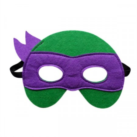 Maske Teenage Mutant Ninja Turtles Lilla